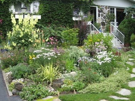 Jardins for Modele de parterre exterieur